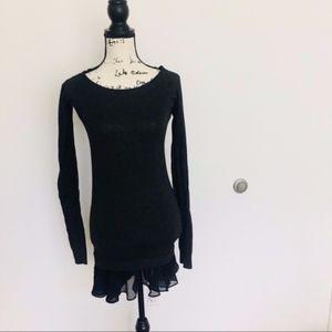 Rachel Roy SZ S sweater dress